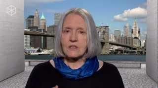 Saskia Sassen 1/6 - Global Cities as Today's Frontiers - Leuphana Digital School