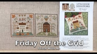 Off the Grid Needlearts - Friday Off the Grid - Ep.63