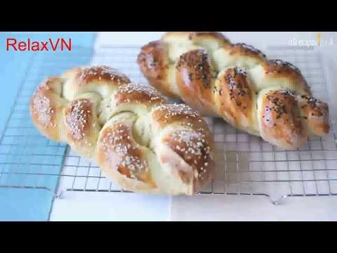 Cách làm bánh mì  tại nhà