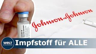 Impfpriorisierung aufgehoben: corona-impfstoff von johnson & wird ohne reihenfolge verimpft