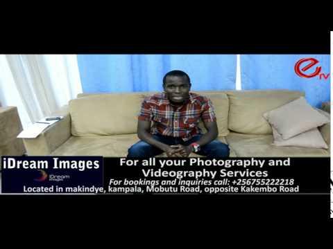 WADE XP ON MARY LUSWATA  @ wade xp 2014 @ UGANDAN MUSIC @ ETV MUSIC TELEVISION 2014