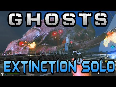 Mayday - Extinction SOLO Completion Tutorial Walkthrough -