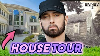 Eminem | House Tour 2020 | Multi Million Dollar Michigan Mansion