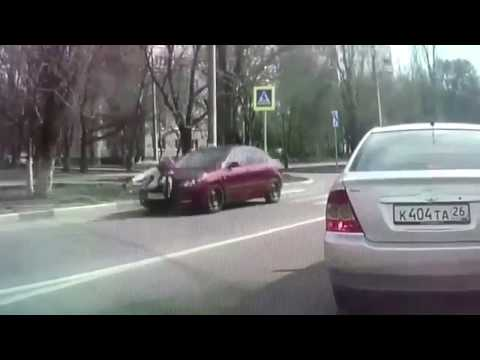 В Невинномысске на улице Гагарина сбили ребёнка на пешеходном переходе