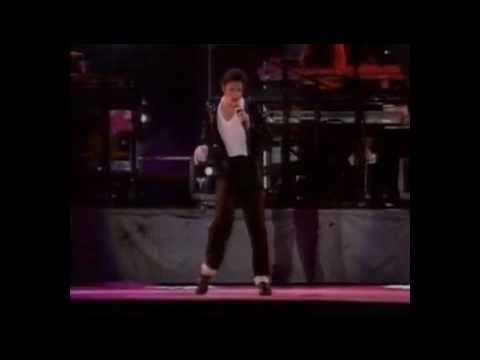 Michael Jackson Live - Billie Jean. Sydney. World HIStory Tour. 1996 (HQ).mp4