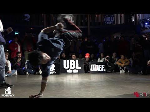 Unknown Floor Force Vs Chill Squad - Top 16 -Rock Harder 2019 - The Silverback Series - BNC