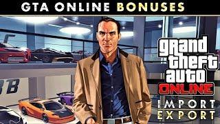 GTA Online Nov13th Newswire! 50% Xtra GTA$ CEO Cars, Vehicle & Cargo Discounts! - GTA News & Updates