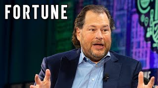 CEO Initiative 2019: A Conversation With Marc Benioff About Workplace Culture