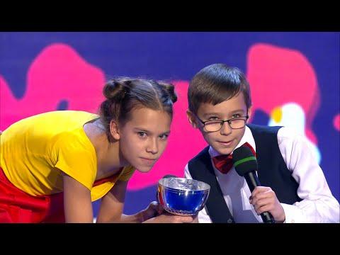 Детский КВН 2020 - Второй сезон - Вторая игра (16.06.2020)