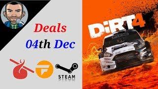 Game Deals & Bundles 04th Dec | Low Budget Gaming