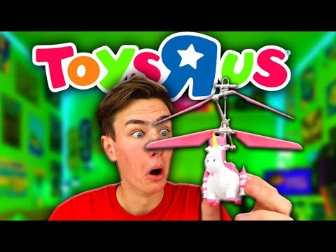Download Youtube: 5 Weird TOYS R US Gadgets