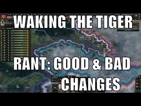 Waking the Tiger: the good and the bad (rant)