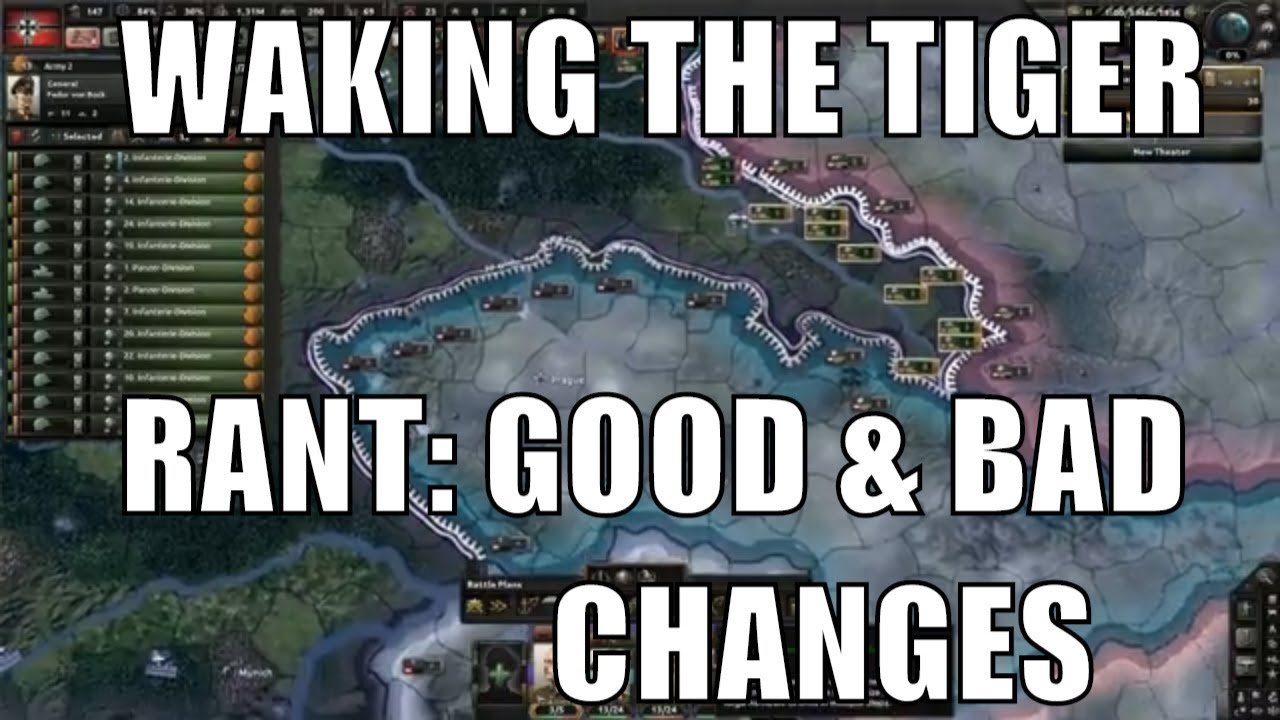 Waking the Tiger: the good and the bad (rant) - Taureor :: Let's