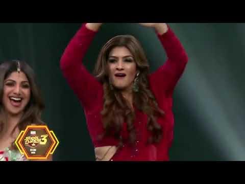 Raveena And Shilpa Dance Perfomance Mp3