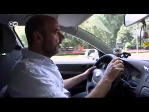Through Madrid by Taxi   Euromaxx - Taxi