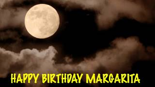 Margarita - Moons - Happy Birthday