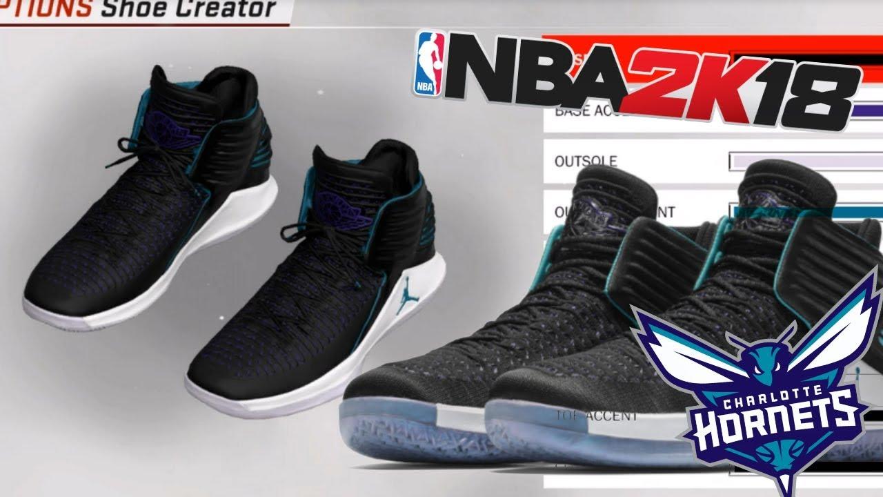 576a699660c9 ... NBA 2K18 Shoe Creator Air Jordan 32 ...