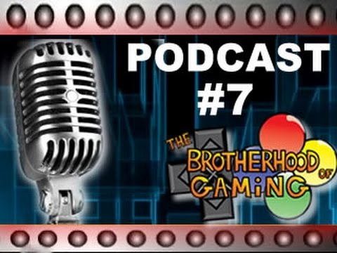 TBOG Podcast #7: Video Game News Discussion