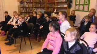 1 класс ОШ  35 Экскурсия в Днепропетровской областной библиотеке для детей