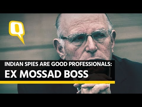 Ex Israel Spy Chief Talks About Intelligence Cooperation with India | The Quint