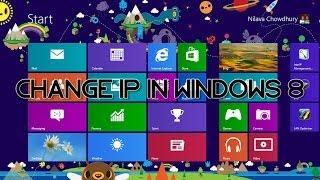 how to change your ip address in windows 7 8 10