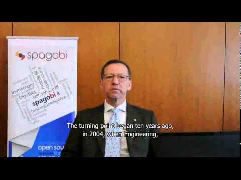 Video interview with Gabriele Ruffatti, Engineering Group's Open Source Competency Center Director