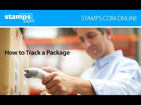 Stamps.com Online - How to Track a Package
