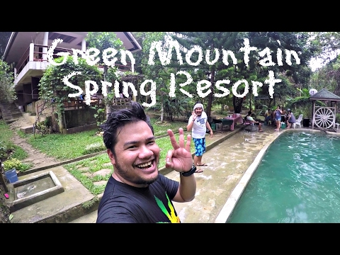 GoPro: Green Mountain Spring Resort | Barili, Cebu