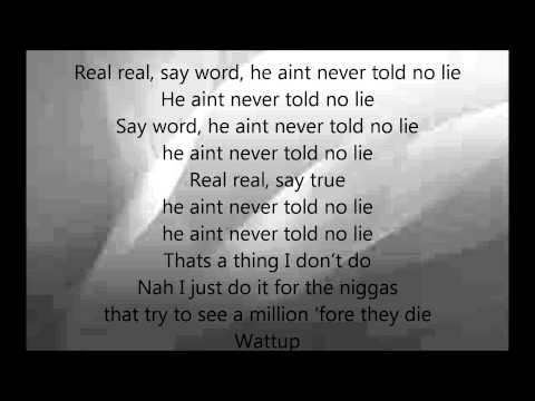 2 Chainz - - No Lie Lyrics
