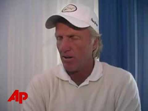 Greg Norman Leads British Open After 3 Rounds