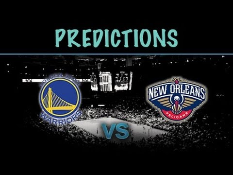 New Orleans Pelicans vs Golden State Warriors - PREDICTION Oct 28 -  2016-17 NBA Season