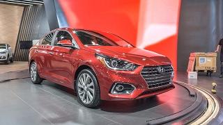 Hyundai Accent 2018 : американский брат Hyundai Solaris . в чем отличия