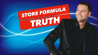 Jon Mac | Store Formula & The Truth