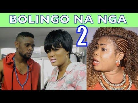 BOLINGO NA NGA Vol 2 Serge,Aria Chou,Princesse,Mosantu,Baby,Buyibuyi,Darling,Theresia,Makaya,Herman