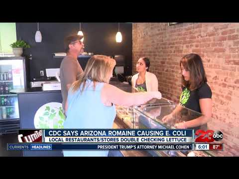 Local restaurants and stores respond to E. Coli reports