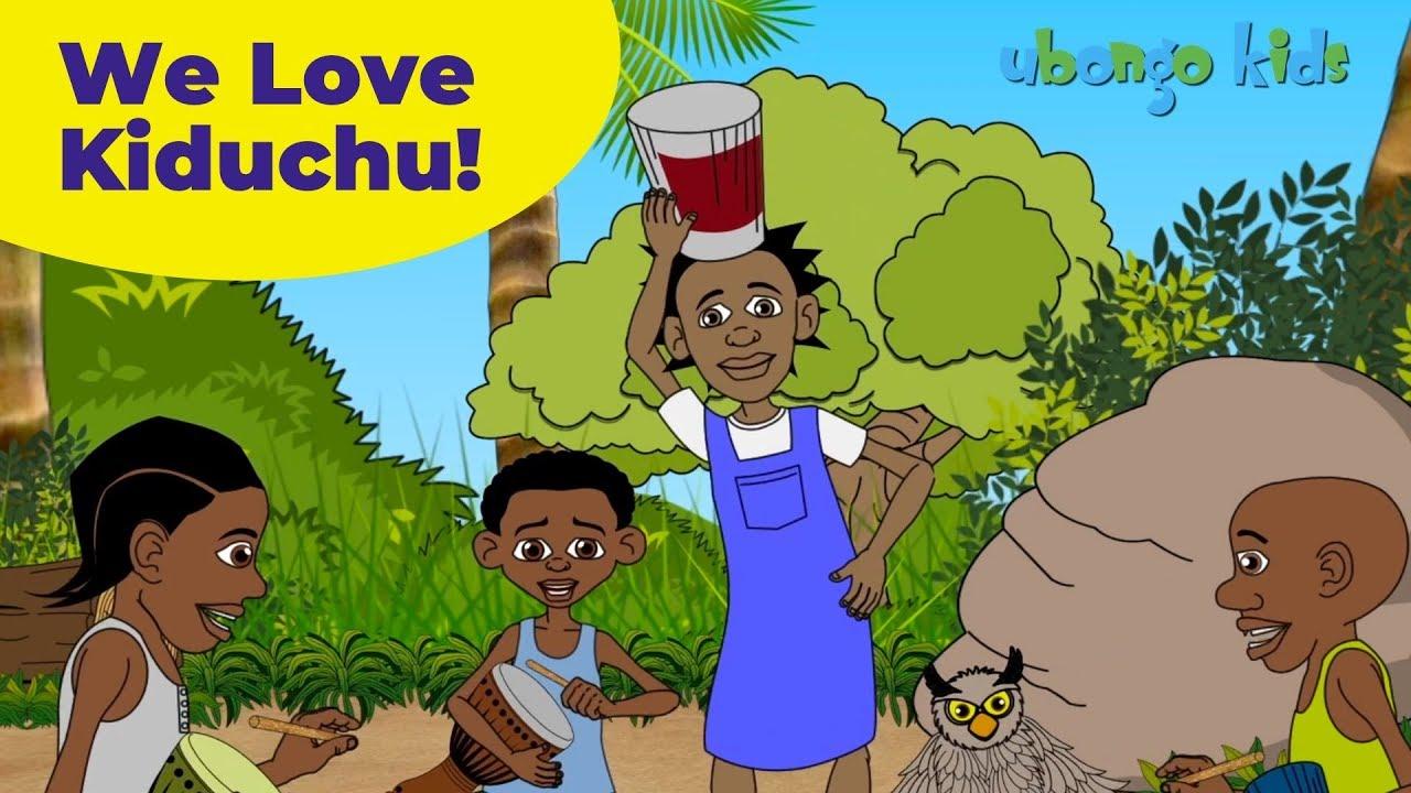 Get to know Kiduchu!  - Kiduchu's best bits from Ubongo Kids!