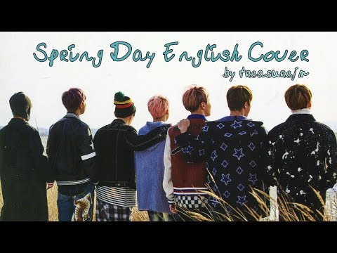 BTS (방탄소년단) - Spring Day English Cover [Happy 1K Subs]