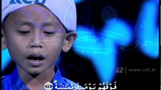 Aza QS Al Haaqqah surat ke 69 Hafiz Indonesia