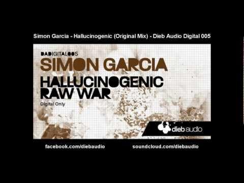 Simon Garcia - Hallucinogenic (Original Mix) - Dieb Audio Digital 005