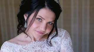 Красивый свадебный клип. Шикарная свадьба - Александра и Ольги