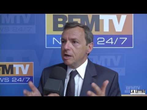 BFM TV, Alain Weil, Président du groupe Next Radio Tv.