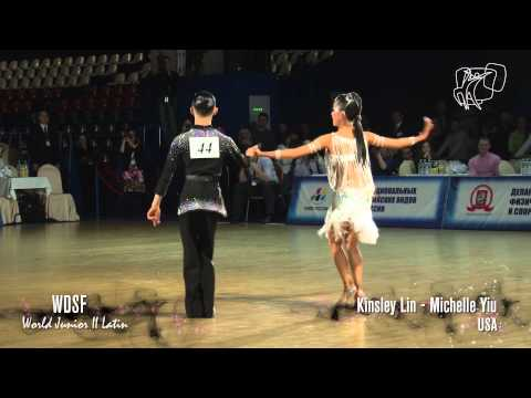 Final Solo Samba | World Junior II LAT | DanceSport Total