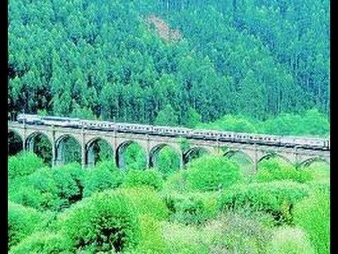 Tren Trans Cantábrico: El Orient Express de España  / Trans Cantabrian Train [IGEO.TV]