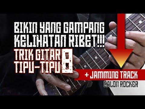 Rumusan Tapping Gitar | Trik Gitar Tipu-Tipu 8