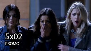 "Pretty Little Liars 5x02 Promo - ""Whirly Girl"" - Season 5 Episode 2"