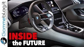 BMW Concept Gran Coupe Videos