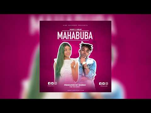 Mahabuba - Nandy X Aslay (Official Video Audio)