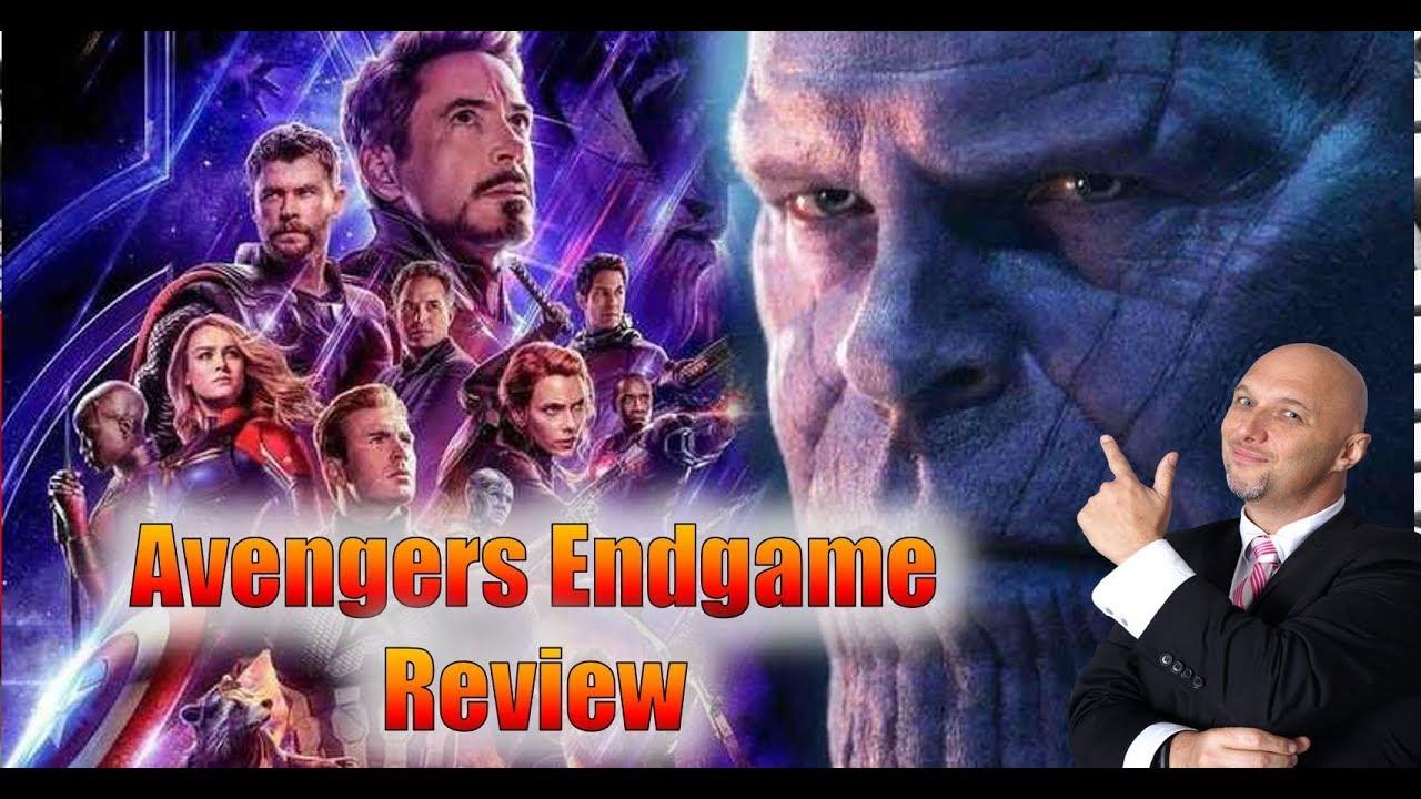 Avengers Endgame Movie Review Spoiler Alert Youtube