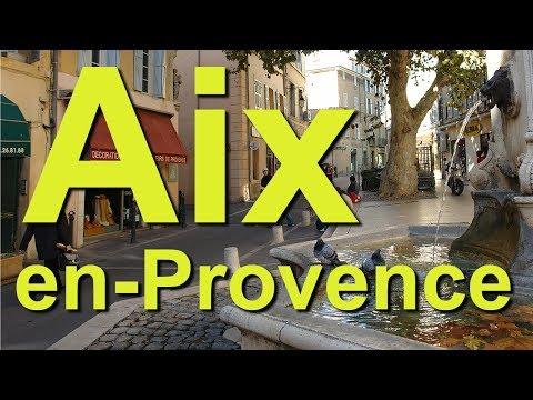 Aix En Provence France