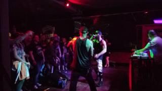 Crazy Town - Lollipop Porn (live at Sanctuary, Basingstoke)